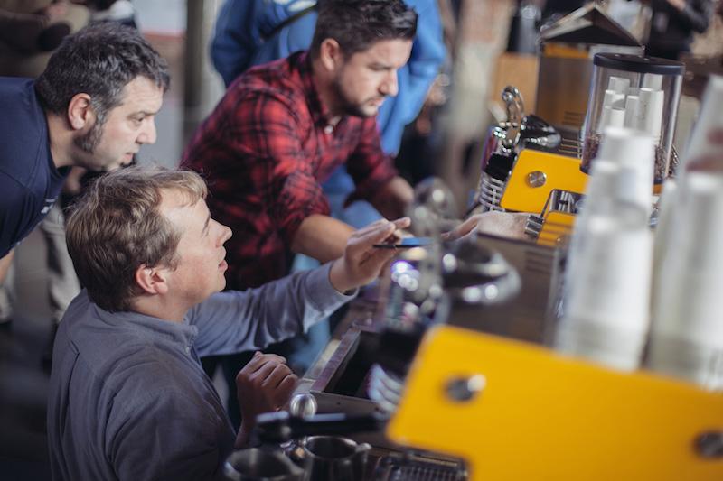 La nueva manera para hacer espresso con perfil de flujo