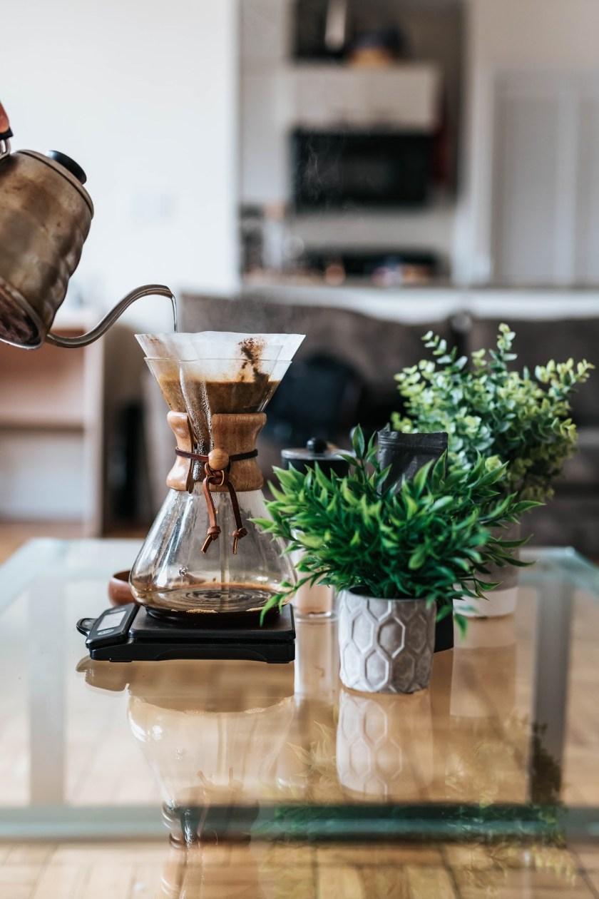 Hương thơm khẳng định giá trị của cà phê