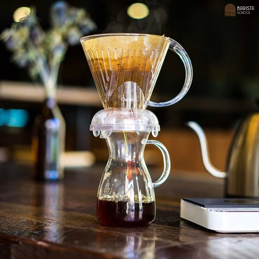 Clever Dripper - Dụng cụ Pour Over