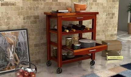 Home Use Trolleys, kitchen Trolley and Food Trolley