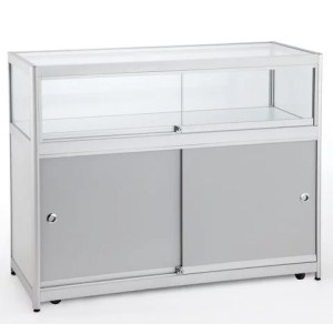 Aluminium Counter | Steel Racks | Storage Solutions | Adjustable