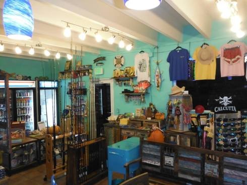 Bar Jack's Fish Tales Marina Store