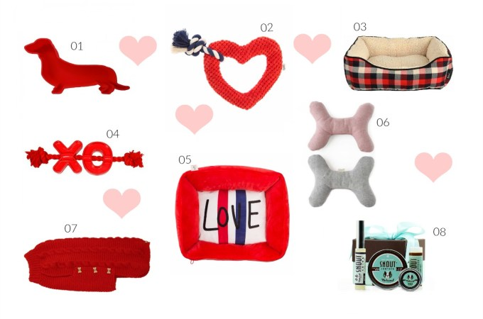 Valentine's Day – Gifts For Your Pooch