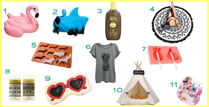 Summer Must Haves For You And Your Dog!