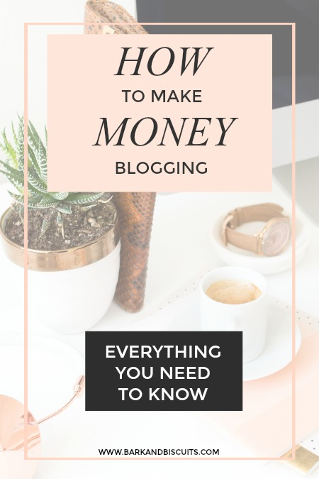 How To Make Money Blogging - 2018 Guide