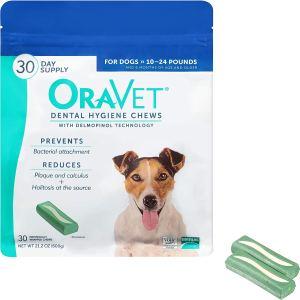 the best vet recommended dog dental chews