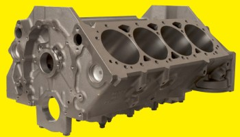 Brodix Cast Iron Big Block Chevy Compatible Engine Block