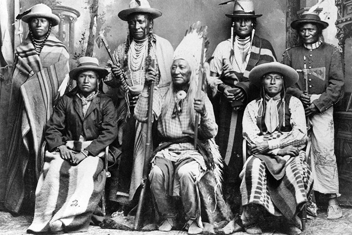 Washakie Leaders, Jackson Hole Historical Society & Museum