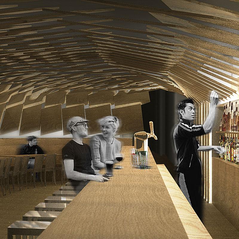 House Bar / Cave Bar