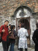 Dr. Zhang arranges special tour