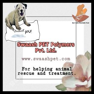 Swaashpet Polymers' CSR