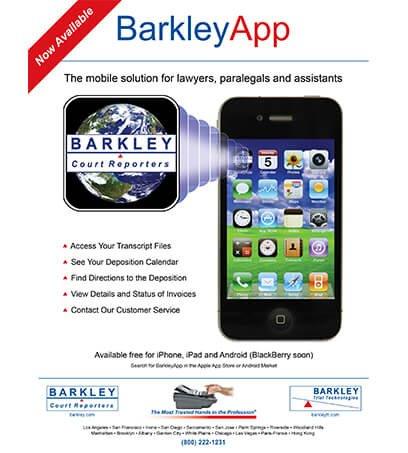 BarkleyApp Now Available