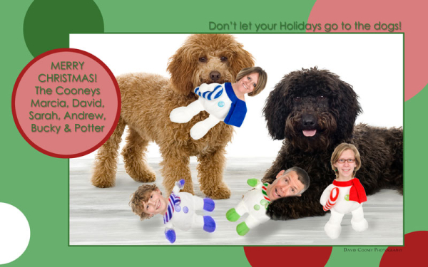 27 Holiday Cards That Prove Your Dog Is Family Too BarkPost