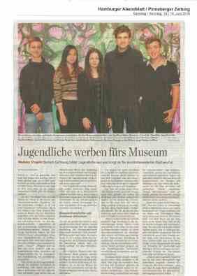 Hamburger Abendblatt-PI Zeitung