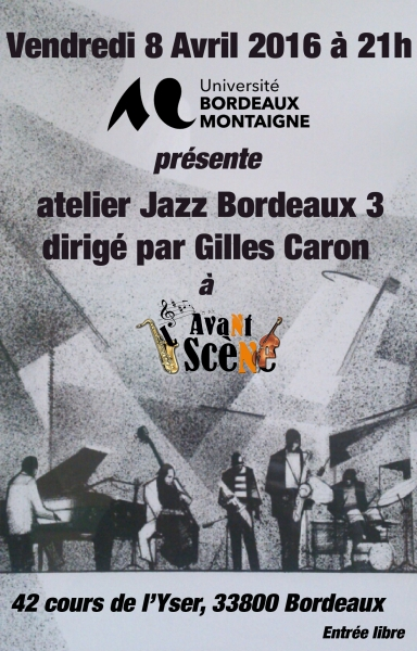 Atelier Jazz Bordeaux 3