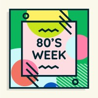 Discover: A Week of Eighties-Themed Activities!