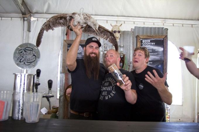 Steven Seagull Festival of Beer