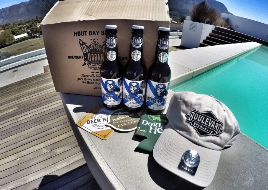 Urban Brewing Swag Giveaway