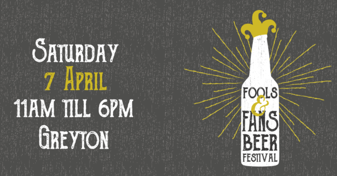 Fools and Fans Beer Festival