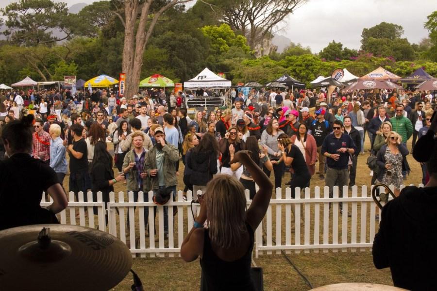 Stellenbosch Craft Beer Festival Stage