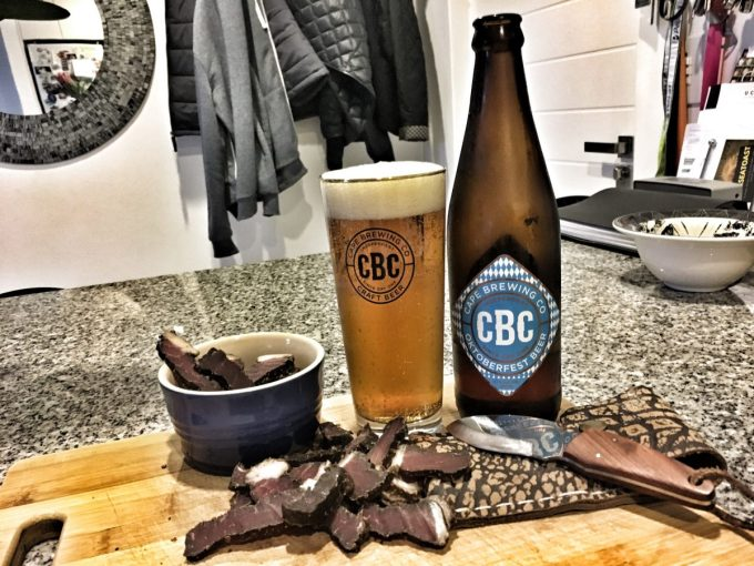 Cape Brewing Co Oktoberfest