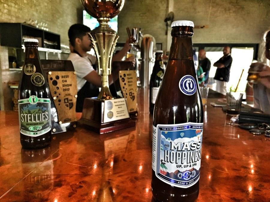 Stellenbosch Brewing Co. Mass Hoppiness IPA