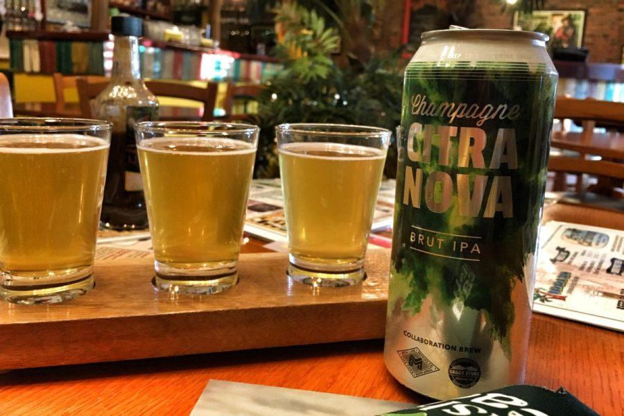 Metal Lane x Saggy Stone Champagne Citra Nova