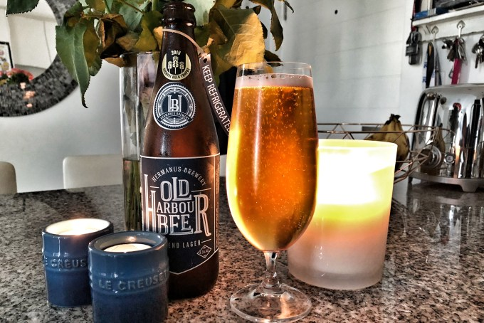 Hermanus Brewery Old Harbour Lager
