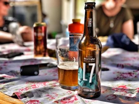 Leopold 7 Amber Ale