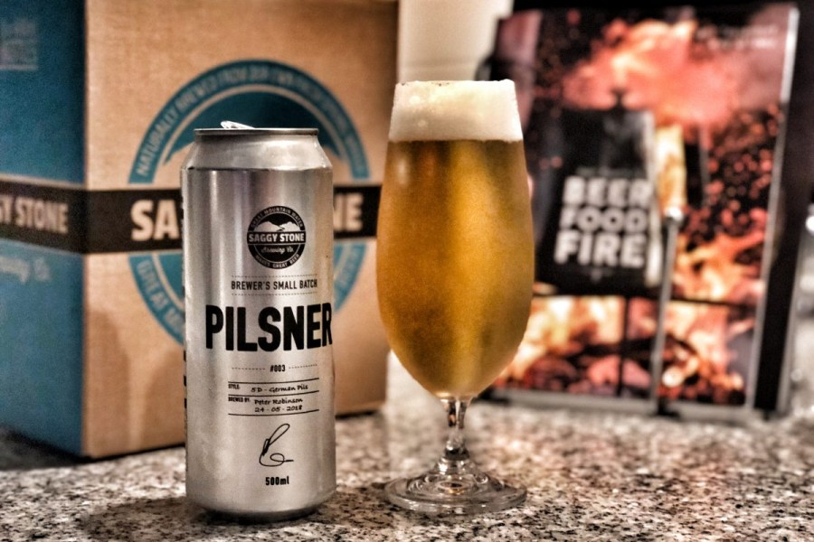Saggy Stone Brewer's Small Batch Pilsner Final