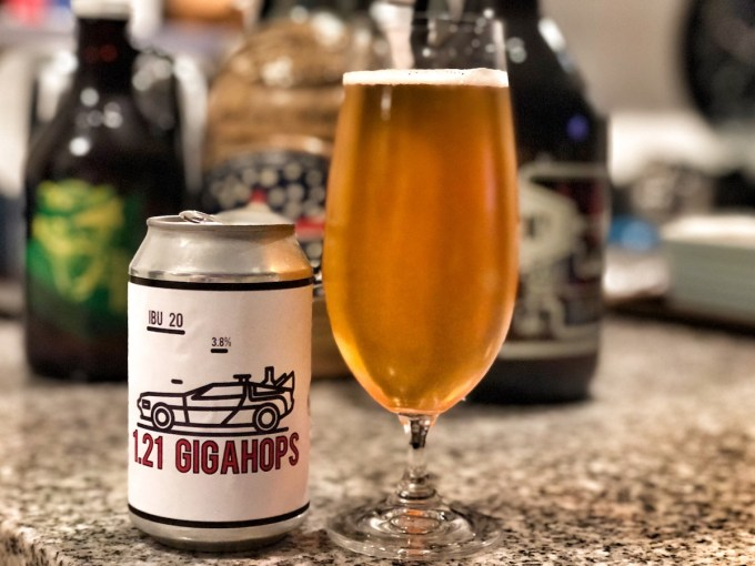 ACBC x Dissident Brewing 1.21 Gigahops IPA