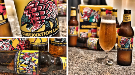 Devil's Peak Conservation Lager