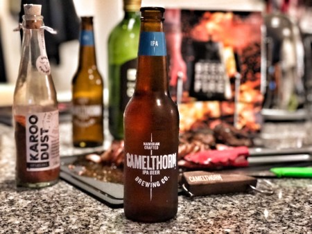 Camelthorn Brewing IPA