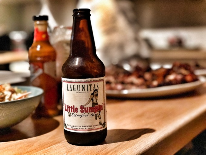 Lagunitas Brewing Co Little Sumpin' Sumpin' Ale