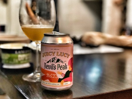 Devil's Peak Juicy Lucy NEIPA