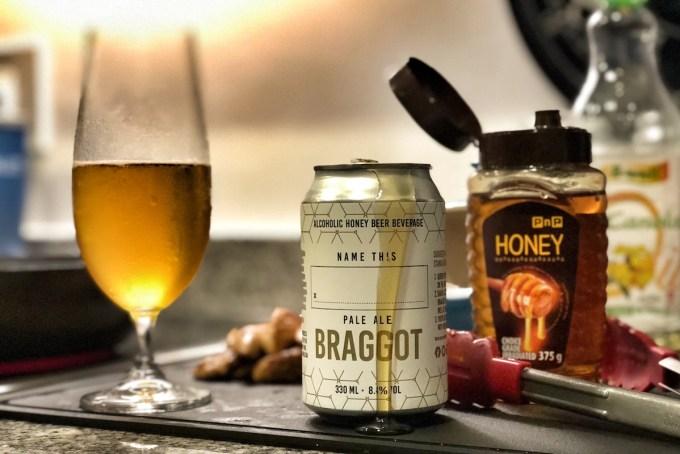 Melaure Mead Braggot Pale Ale
