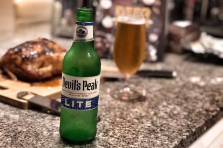 Devil's Peak Lite Lager