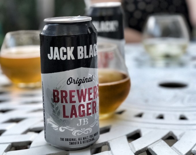 Jack Black's Original Brewers Lager