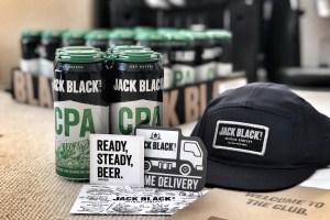 Jack Black's Cape Pale Ale