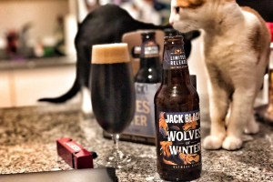 Jack Black's 2020 Wolves of Winter Oatmeal Stout