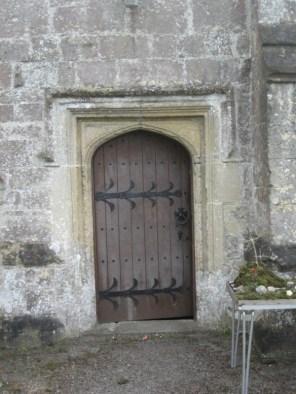 Dinder north door