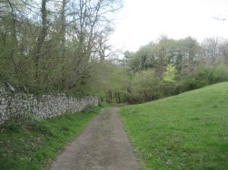 Downhill to Dinder