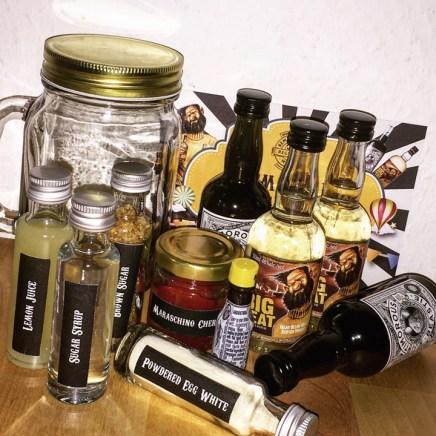 Douglas Laing's Remarkable Regional Mix Up (Online Tasting Cocktail Class Scotch Whisky Timorous Beastie Big Peat Islay BarleyMania)