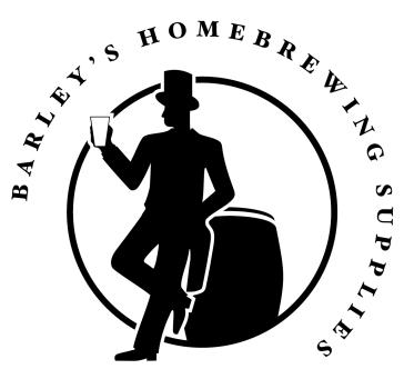 Barley's Homebrewing Supplies Logo