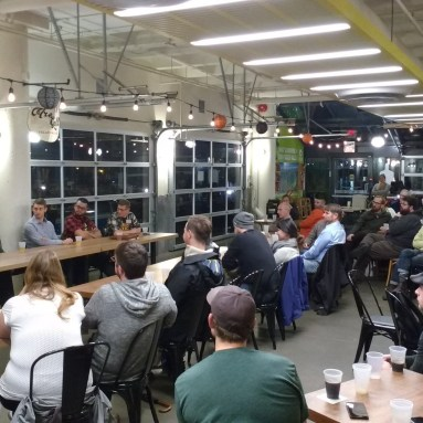 Oct-16 Beer Panel