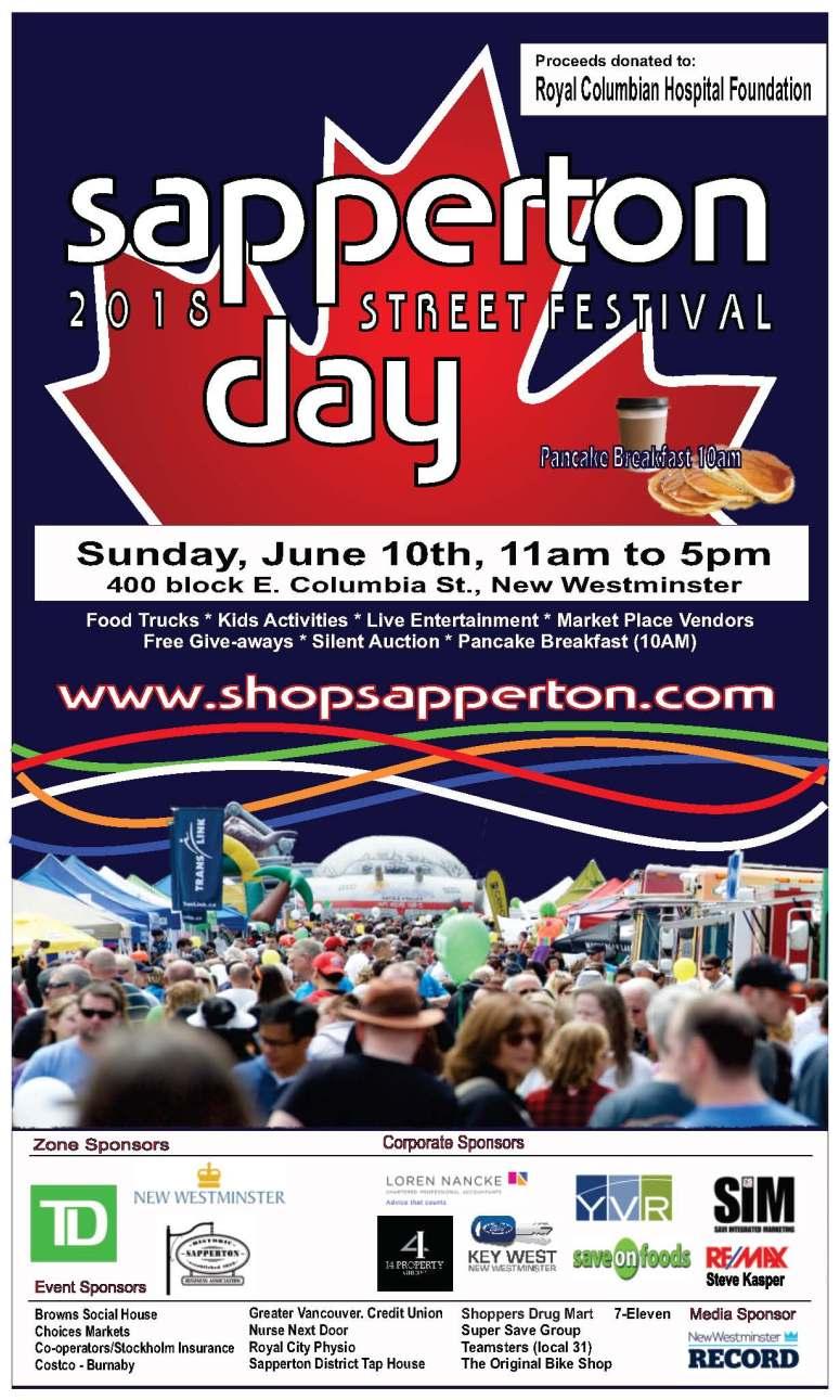 Sapperton Day