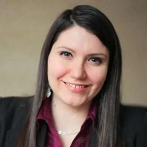 Christine Conway - author photo