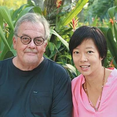 Jim Herrler & Ellen Ma - author photo