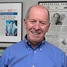 Bernard Simon - writer & editor