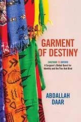 Garment of Destiny - book cover